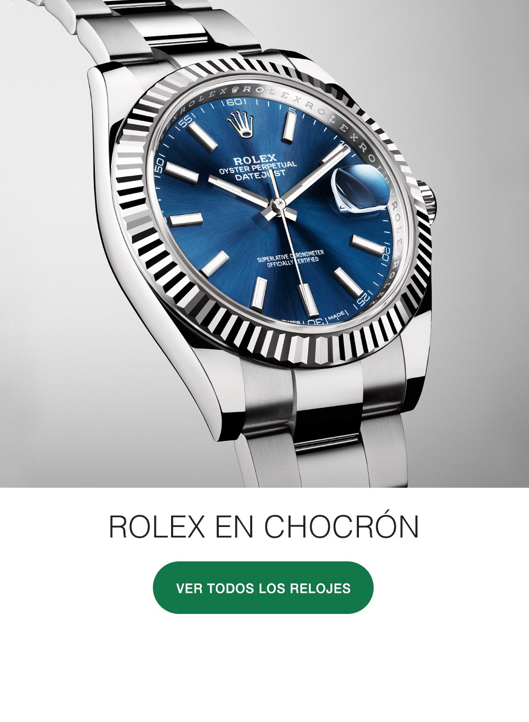 ROLEX OYSTER PERPETUAL DAY JUST